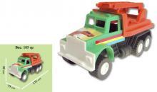 "Машина ""М"" пожарная, 17,5х9х7,5см,Kinderway"