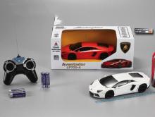 Машина на радио управлении Lamborghini Murci?lago LP700, масштаб 1:24