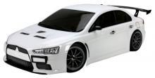 Машинка шоссейная 1:10 Team Magic E4JR Mitsubishi Evolution X (белый)