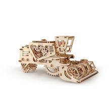 Механический пазл 3D «Комбайн»