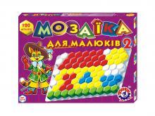 Мозаика для малышей №2, 120 деталей, арт.2216, Технок, Украина