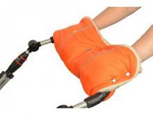 Муфта для коляски Kinder Comfort 6006 (в ассортименте), подкладка - овчина