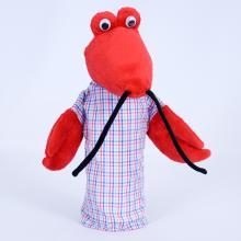 Кукла-рукавичка Рак