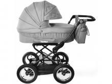 Универсальная коляска 2 в 1 Baby Tilly Family T-181 Grey (серая)