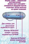 """Анатомическая современная форма """"8/10″"""