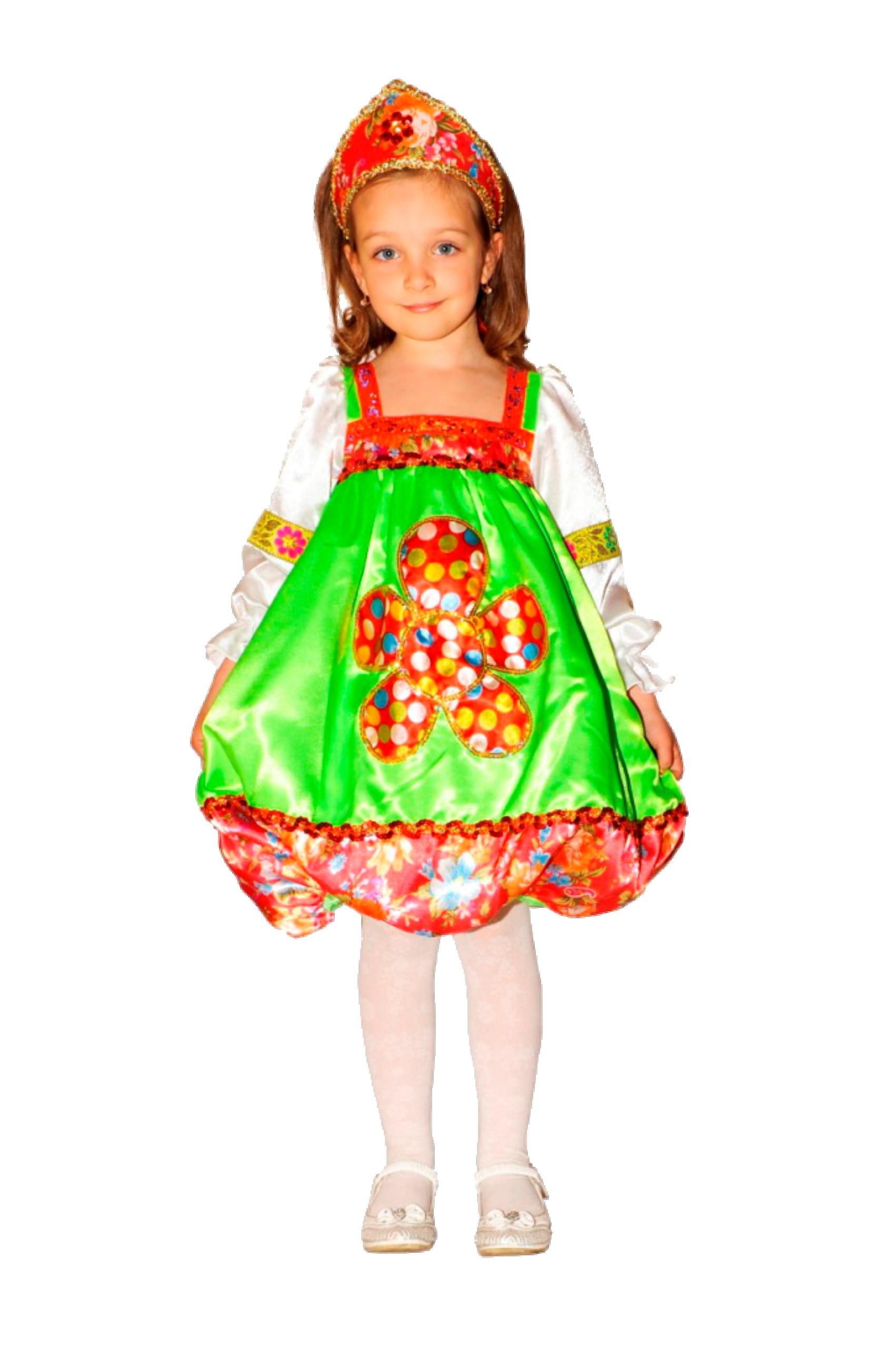 Прокат детского костюма матрешки севастополь