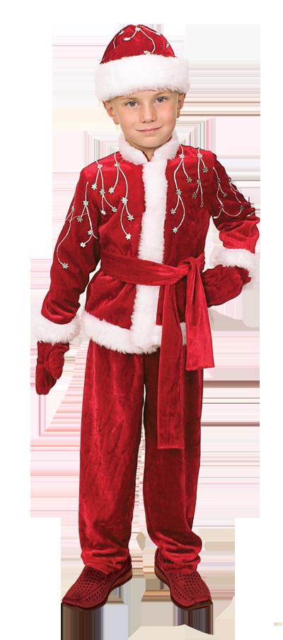 Карнавальный костюм новый год для мальчика своими