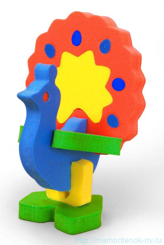 Объемные игрушки для детей